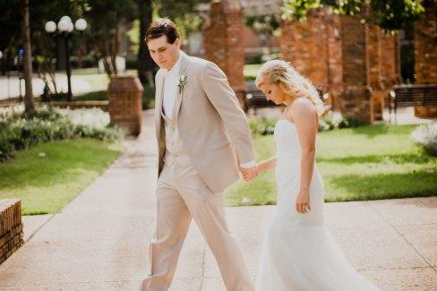 wedding photography, mississippi photographer, love, couple photo, casual weddings, birmingham wedding photographer, wedding dress, khaki three-piece suit, starkville weddings